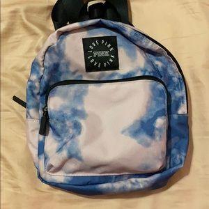 Small Pink Bookbag
